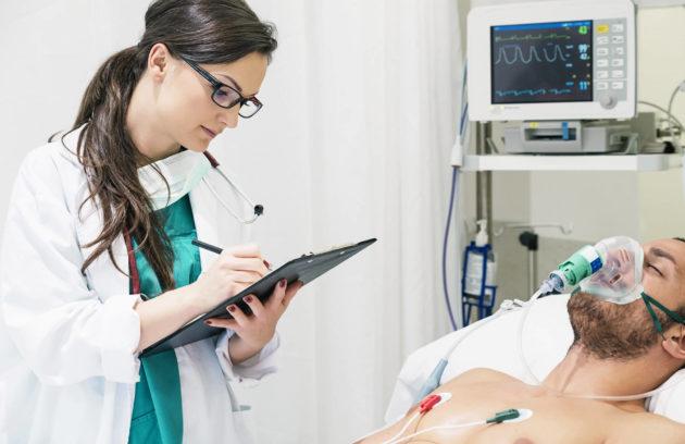 We wczesnym stadium choroba serca może nie dawać żadnych objawów.