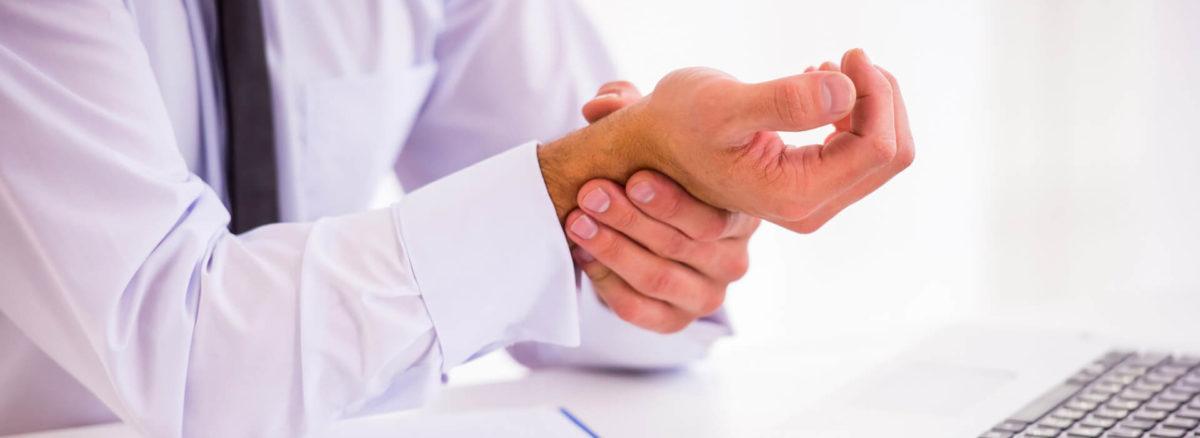 Choroby i bóle stawów